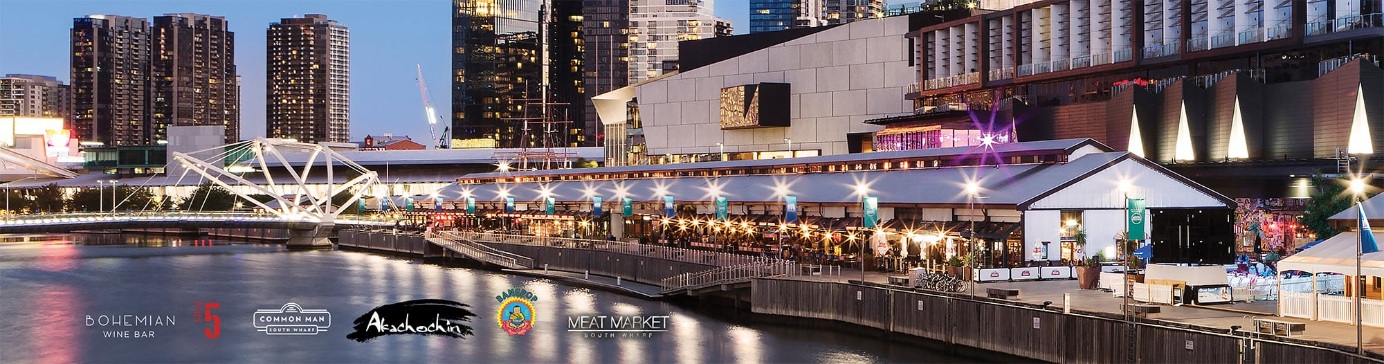 south wharf restaurants Melbourne