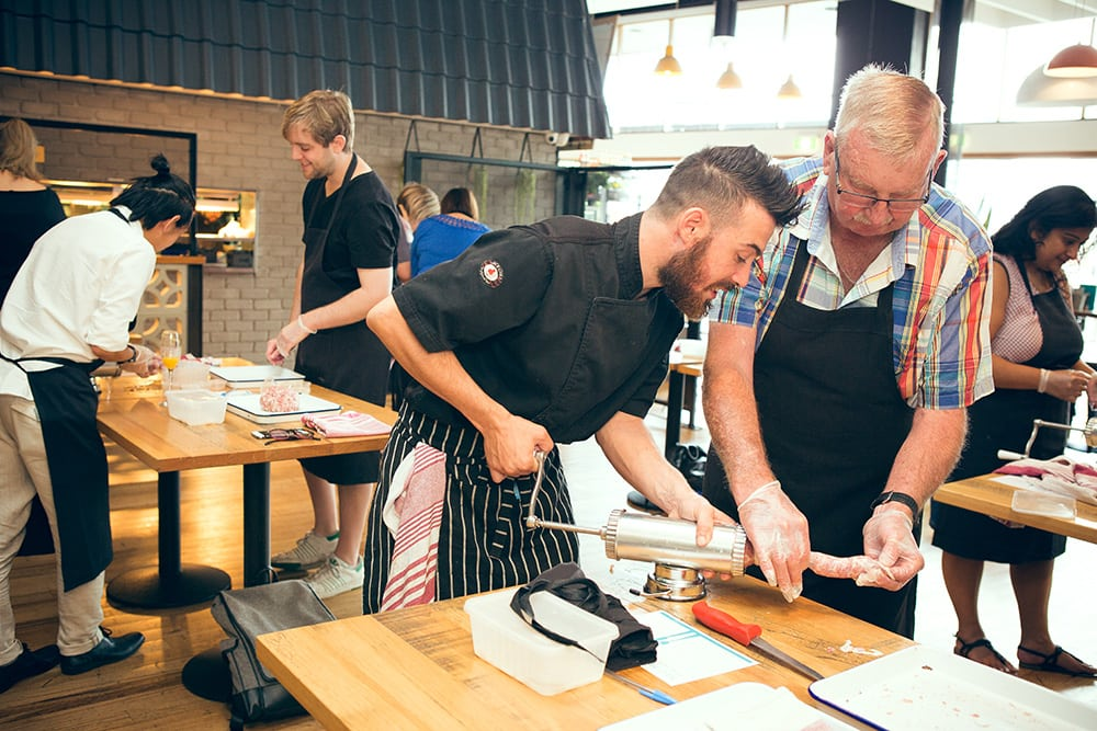 Sausage Making Masterclass | South Wharf