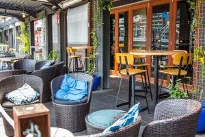 south wharf restaurants plus 5